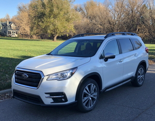 2019 subaru ascent touring - drive and review