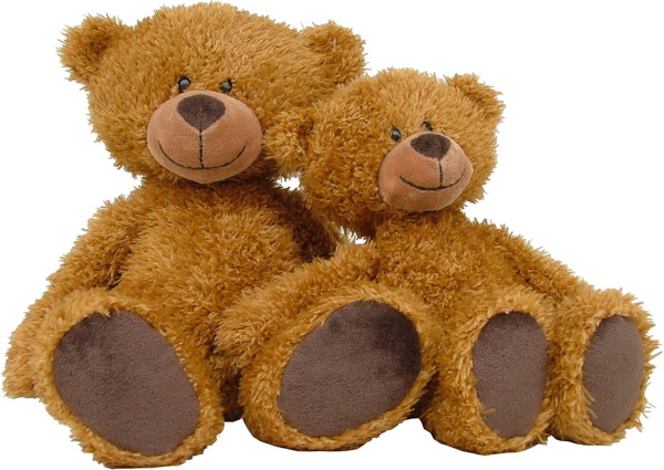 teddy bear best friends
