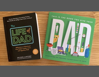 life of dad book, the book you give your dad