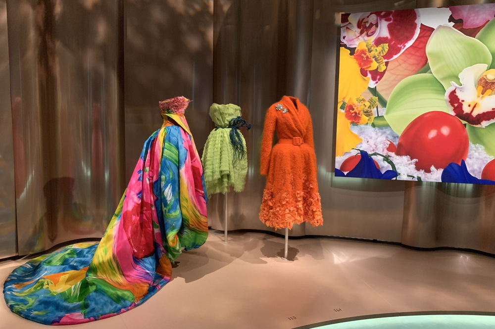 christian dior at the denver art museum