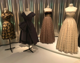 christian dior - from paris to the world - denver art museum exhibition