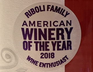 riboli family winery of the year - tasting event denver