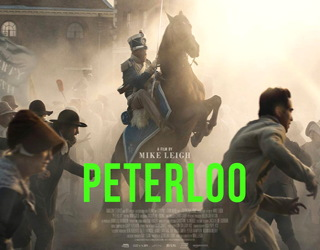 peterloo mike leigh movie film review 2018