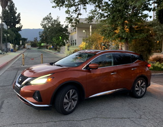 2200 mile 2019 nissan murano awd road trip colorado california