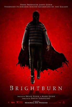 brightburn movie poster one sheet 2019
