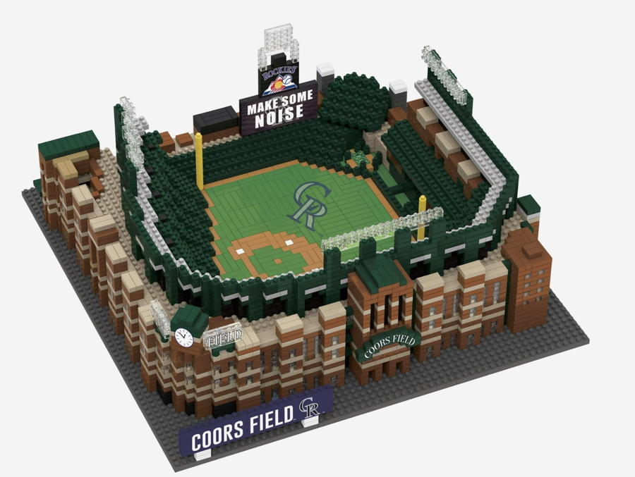 foco coors field puzzle lego