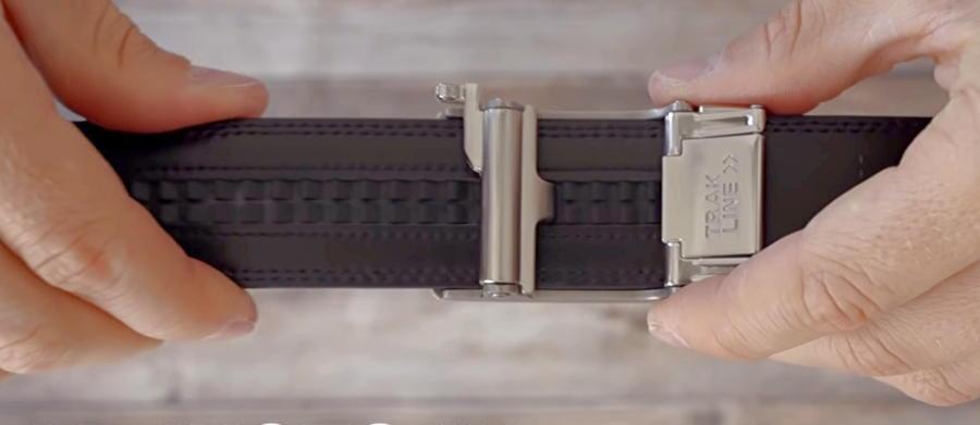 kore essentials fashion track belt