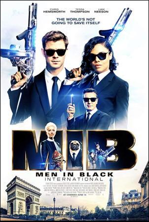 men in black movie poster one sheet