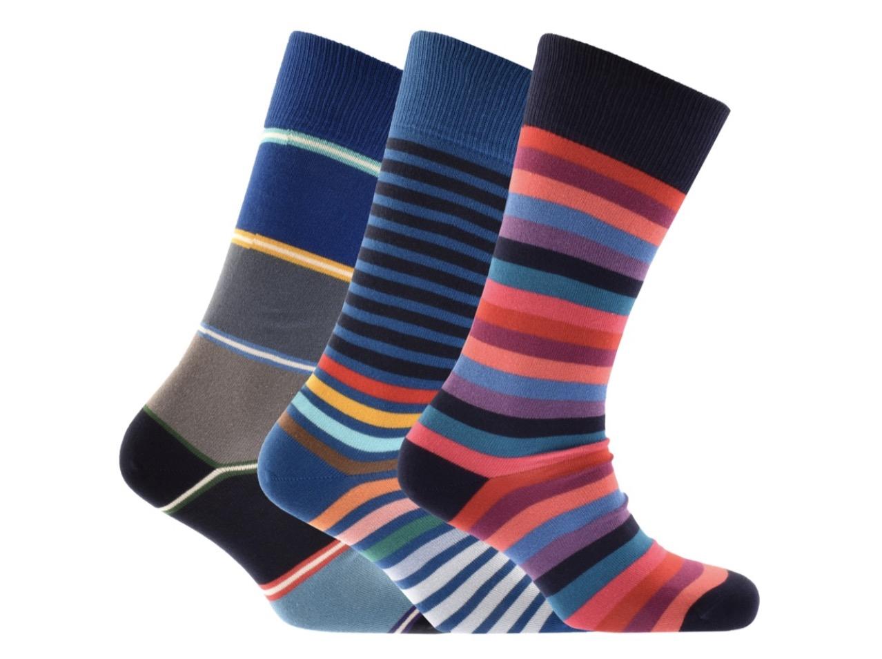 paul smith men's colorful socks