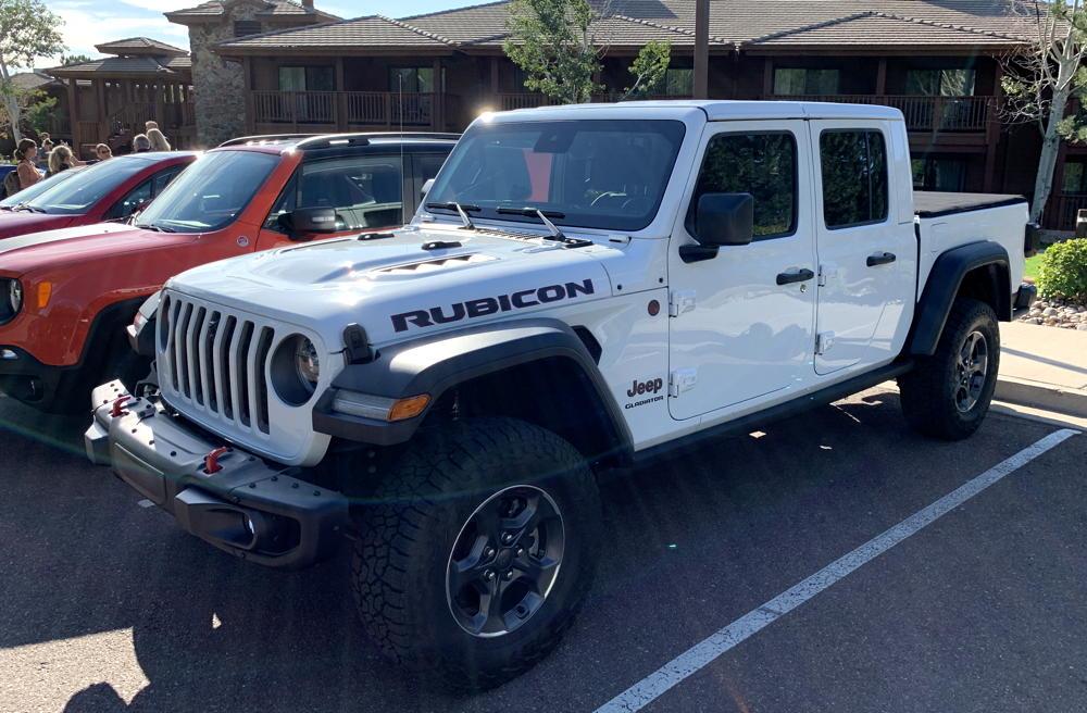 2020 jeep rubicon gladiator