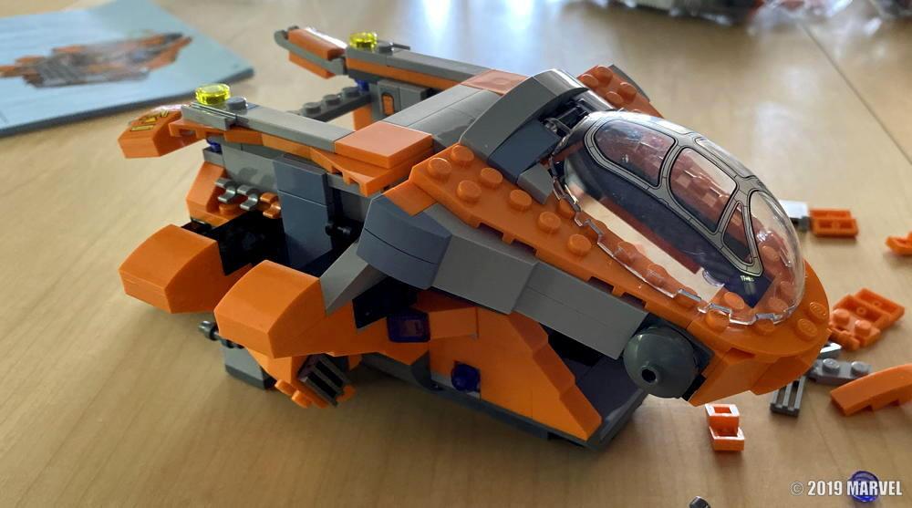 black widow, falcon, from captain america marvel lego minifigs