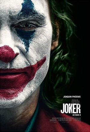 joker 2019 movie film poster one sheet