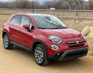 2019 fiat 500x trekking plus awd review drive road test
