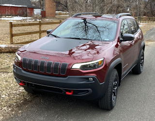 Ready For The Worst with the 2020 Jeep Cherokee Trailhawk Elite 4x4 road test review