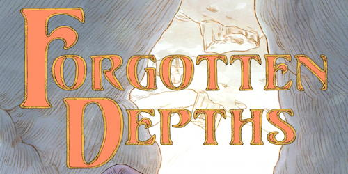 forgotten depths game logo
