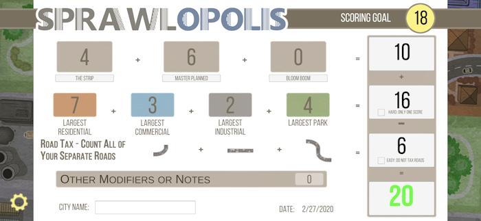 button shy sprawlopolis game review - app score 1
