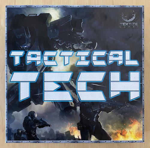 tactical tech board game box