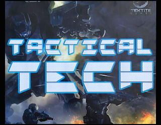 tactical tech board game chess review - tektile games