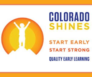 quality colorado childcare help baby toddler colorado shines