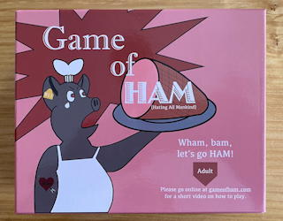 game of ham cards against humanity card game - review