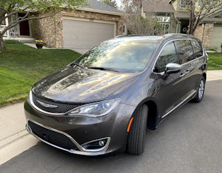2019 chrysler pacifica hybrid ltd - drive test review