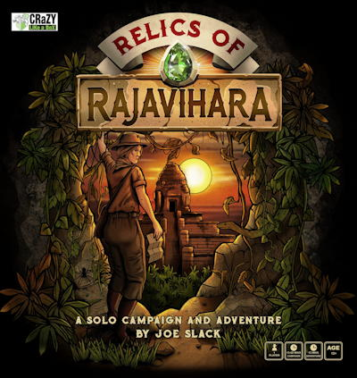 relics of rajavihara box