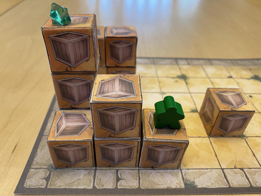 relics of rajavihara puzzle game - level 1-1 step 2