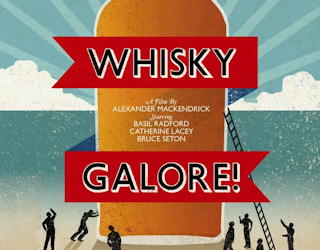 whisky galore 1949 film movie review