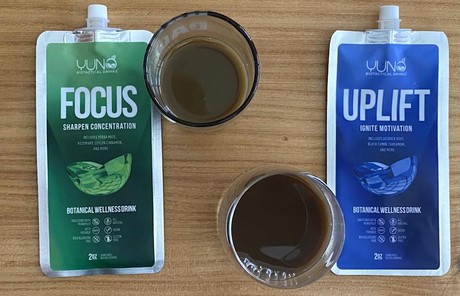 Yuno BioTacticals - Focus / Uplift