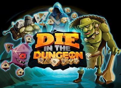 die in the dungeon box art