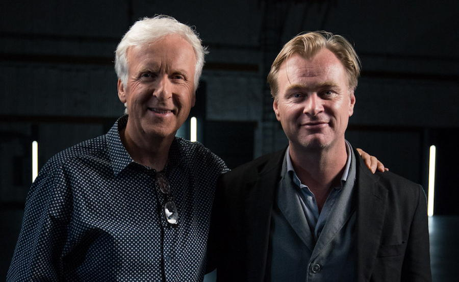 james cameron christopher nolan - story of science fiction