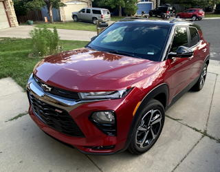 2021 chevy blazer chevrolet trailblazer awd drive review experience