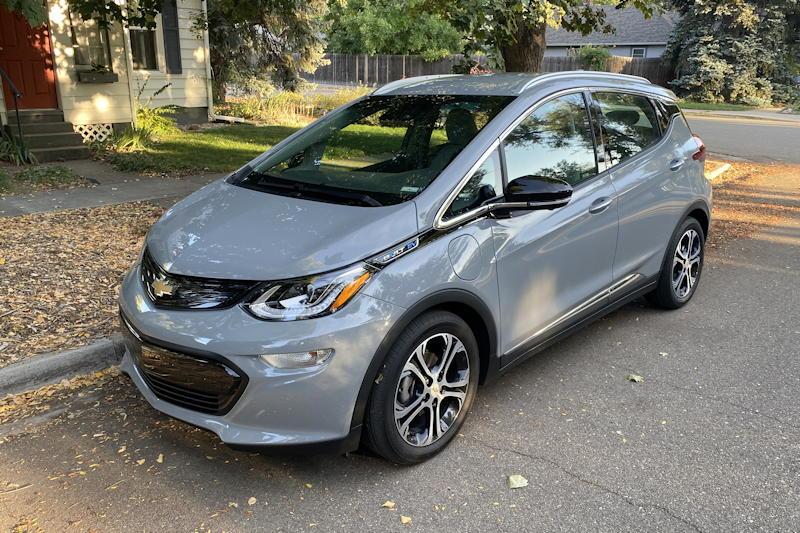 2020 chevy bolt ev premium - exterior front