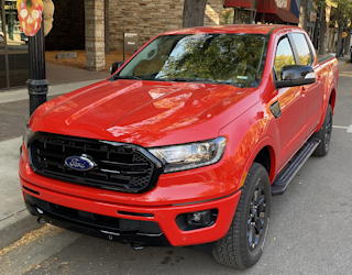 2020 ford ranger lariat supercrew 4x4 review drive experience