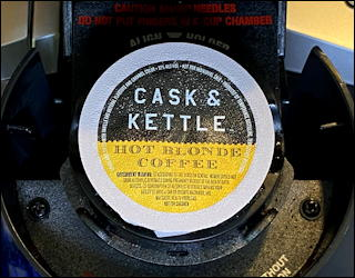 cask kettle alcoholic coffee keurig cup kcup review