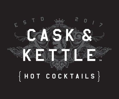 cask & kettle hot cocktails logo