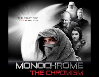 monochrome the chromism 2020 film movie review sci-fi thriller indie