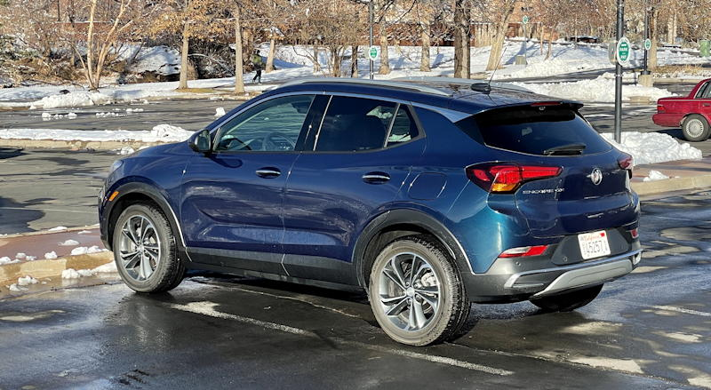 2020 buick encore gx essence - exterior rear