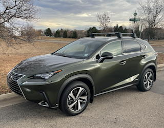 2021 lexus nx 300h luxury review driving experience photos