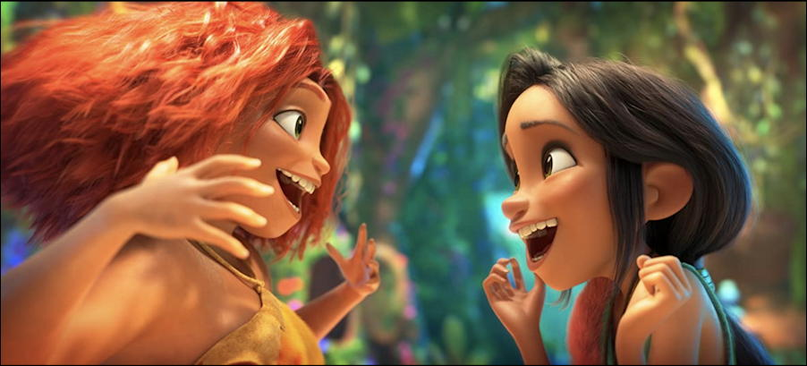 the croods 2 a new age - publicity still image dawn eep