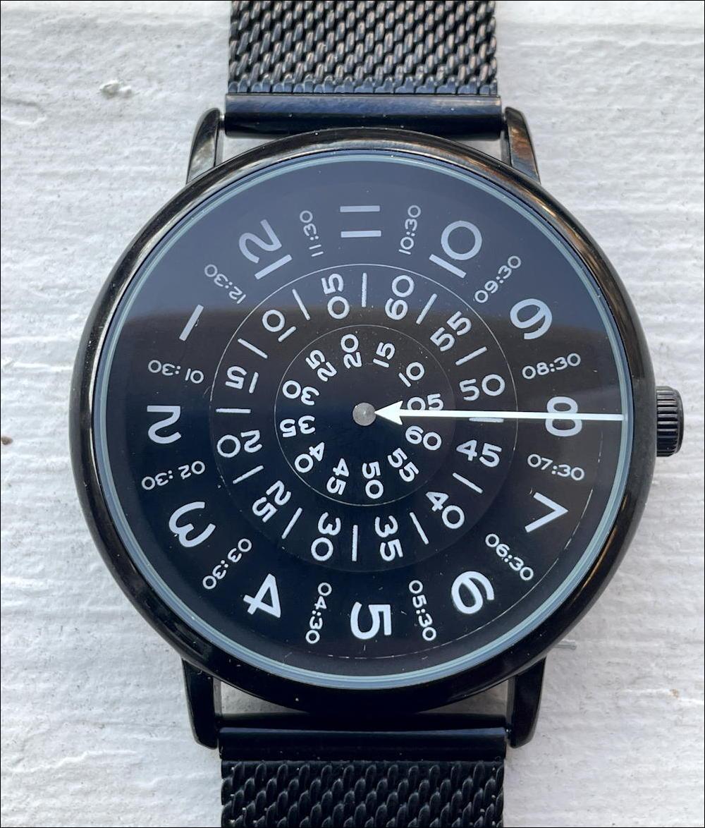 seizmont ambitio watch - close up