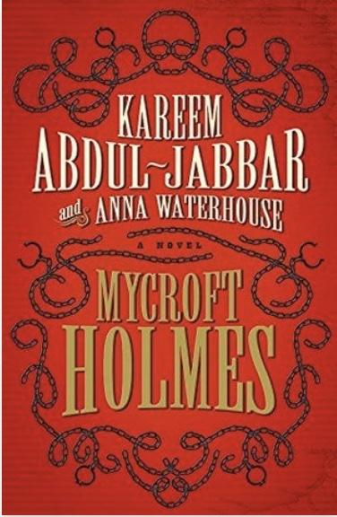 mycroft holmes by kareem abdul-jabbar