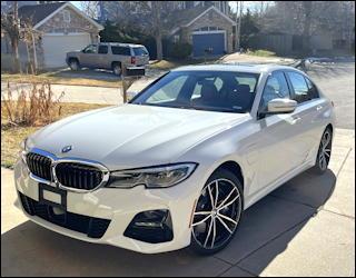 2021 bmw 330e sedan review drive write up