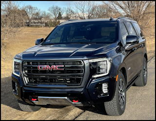 2021 gmc yukon 4wd at4 drive experience review
