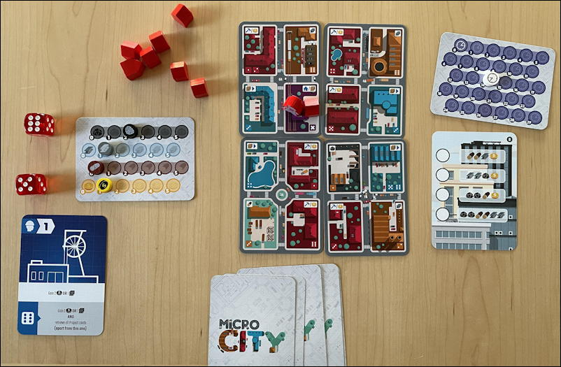 micro city by thistroy games - mid game 1