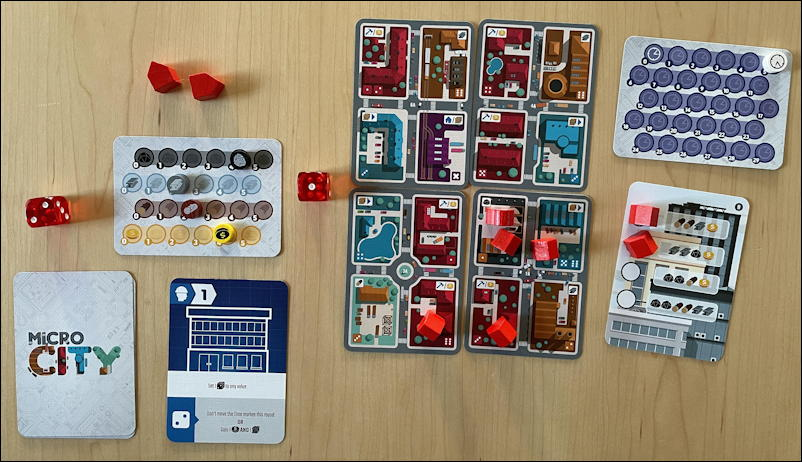 micro city by thistroy games - mid game 2