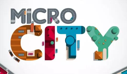 microcity game logo