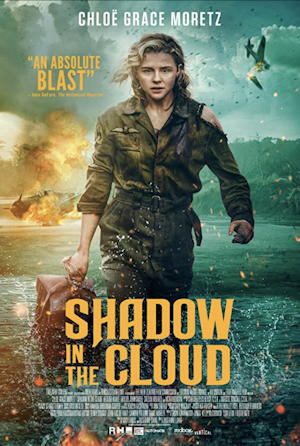 shadow in the cloud 2020 movie poster one sheet
