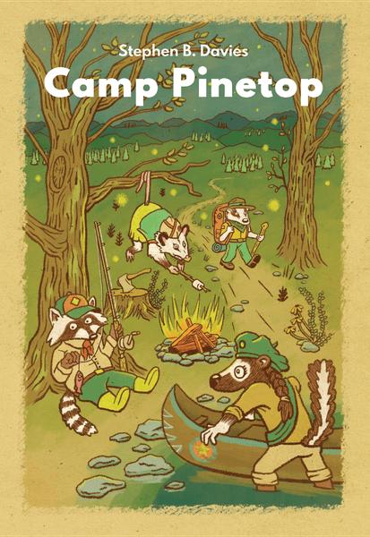 camp pinewood game box