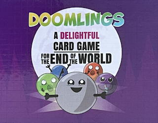 doomlings card game - game review - kickstarter